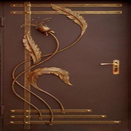 Двери металл ковка Калининград